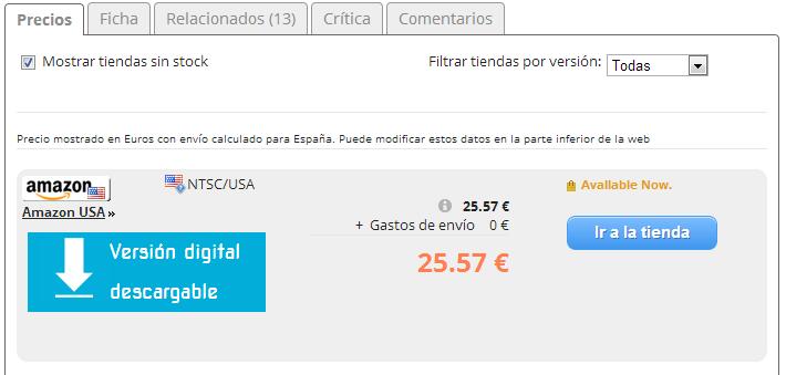 Compra Juegos Digitales Para Ps3 Y Ps4 En Amazon Usacompra Juegos