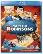 Descubriendo a los Robinsons  - Bluray