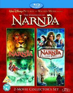Pack Las crónicas de Narnia (El Príncipe Caspian, El León)