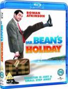 Las vacaciones de Mr. Bean  - Bluray