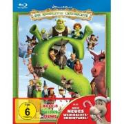 Shrek Cuatrilogia  - Bluray