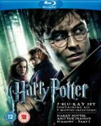 Harry Potter 1-7A Collection  - Bluray