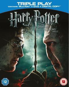 Harry Potter y las Reliquias de la Muerte, parte 2 Triple Play