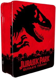 Jurassic Park Ultimate Trilogy Limited Collector's Edition