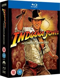 Indiana Jones: La Colección Completa