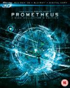 Prometheus 3D Collectors Edition - Bluray
