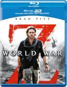 Guerra mundial Z 3D Edition - Bluray