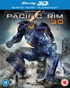 Pacific Rim 3D Edition - Bluray