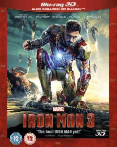Iron Man 3 3D Edition