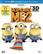 Gru 2 3D Edition - Bluray