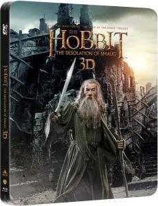 El hobbit: la desolación de Smaug 3D