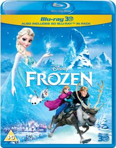 Frozen, El Reino Del Hielo 3D + 2D