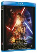 Star Wars: El Despertar De La Fuerza  - Bluray