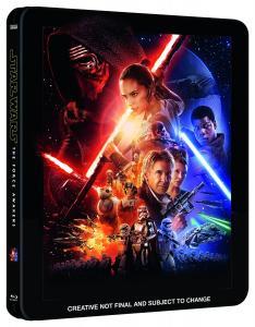 Star Wars: El Despertar De La Fuerza Caja metálica