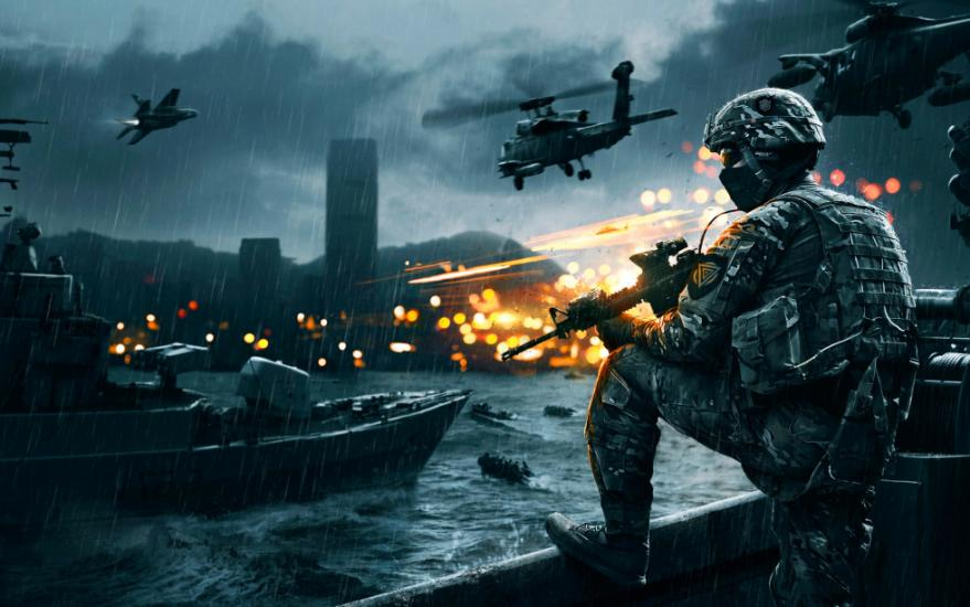 Battlefield 4 para PlayStation 4 :: Yambalú, juegos al mejor precio