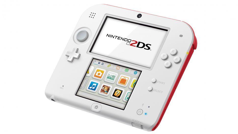 Nintendo 2ds Pack Azul Y New Super Mario Bros 2 Para Nintendo 3ds