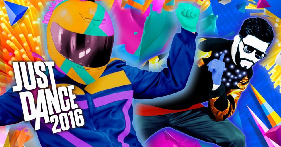 just dance 2016 para wii yambal juegos al mejor precio. Black Bedroom Furniture Sets. Home Design Ideas