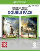 Double Pack: Assassin's Creed Odyssey + Assassin's Creed Origins  - XBox ONE