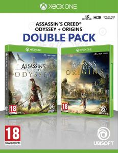 Double Pack: Assassin's Creed Odyssey + Assassin's Creed Origins