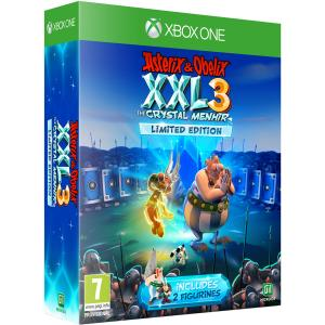 Asterix y Obelix XXL3: The Crystal Menhir Limited Edition