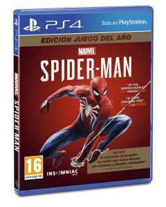 Marvel's Spider-Man Edición GOTY