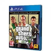 GTA - Grand Theft Auto V Premium Edition - PlayStation 4