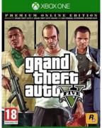 GTA - Grand Theft Auto V Premium Edition - XBox ONE