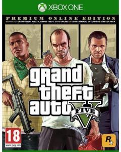 GTA - Grand Theft Auto V Premium Edition