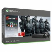 Consola Xbox One X 1TB Pack Gears 5 - XBox ONE