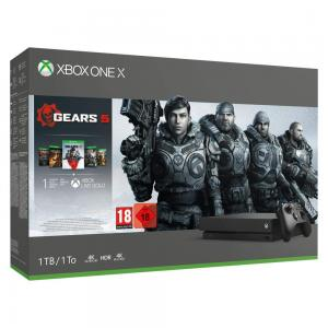 Consola Xbox One X 1TB Pack Gears 5