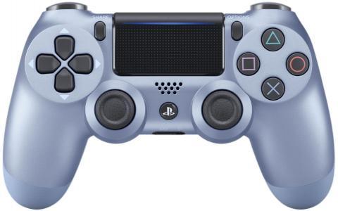 DualShock 4 Titanium Blue