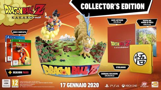 Dragon Ball Z: Kakarot Collectors Edition