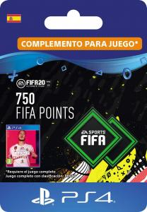 FIFA 20 FUT Points 750 Points