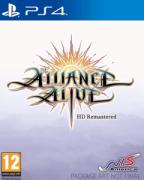 The Alliance Alive HD Remastered Awakening Edition - PlayStation 4