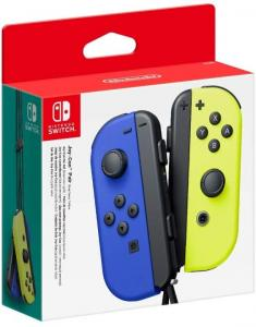 Joy-Con Azul/Amarillo