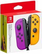 Joy-Con Morado/Naranja - Nintendo Switch