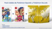 Pack Pokémon Espada + Escudo