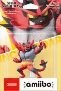 amiibo Incineroar  - Nintendo Switch