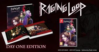 Raging Loop Day One Edition - PlayStation 4