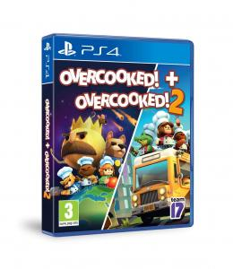 Pack: Overcooked! + Overcooked! 2