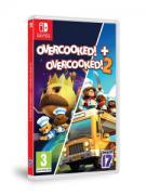 Pack: Overcooked! + Overcooked! 2  - Nintendo Switch