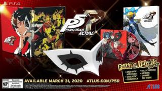 Persona 5 Royal Phantom Thieves Edition - PlayStation 4