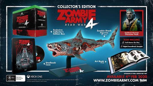 Zombie Army 4: Dead War Collectors Edition