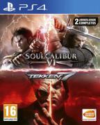 Pack: Tekken 7 + SoulCalibur VI  - PlayStation 4