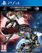 Bayonetta and Vanquish 10th Anniversary Bundle - PlayStation 4