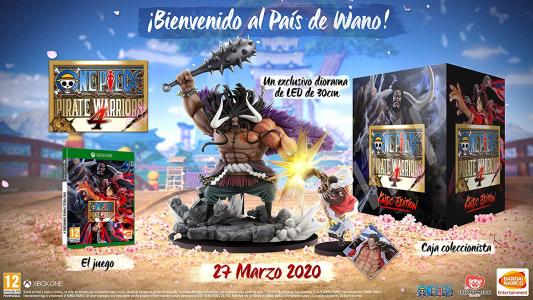One Piece Pirate Warriors 4 Kaido Edition (Coleccionista)