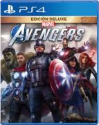 Marvel's Avengers Edición Deluxe - PlayStation 4