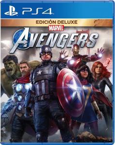 Marvel's Avengers Edición Deluxe