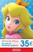 Tarjeta prepago Nintendo eShop 35€ - Nintendo Switch