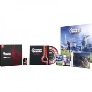 Xenoblade Chronicles: Definitive Edition Edición Coleccionista
